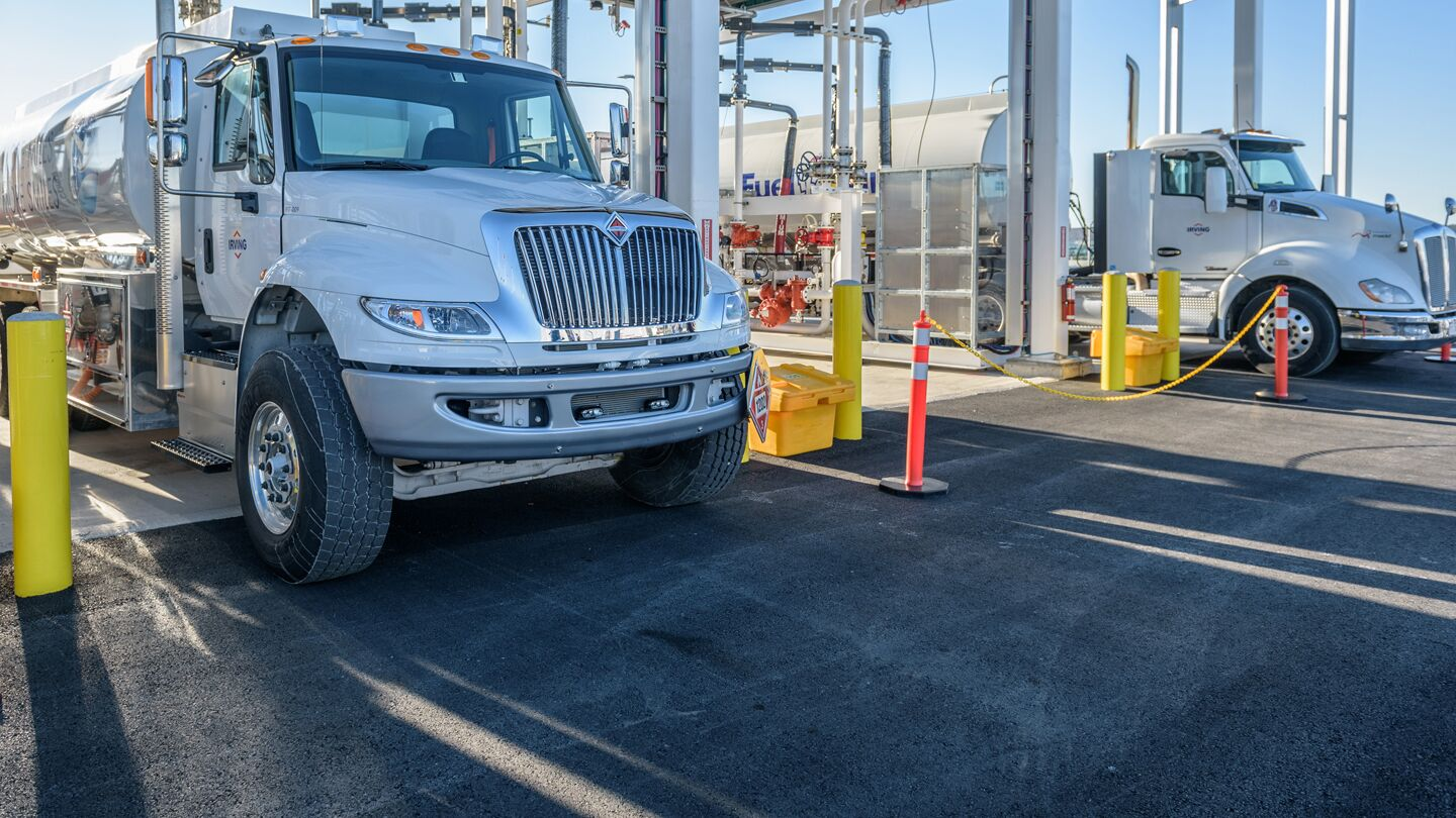 Wholesale and Specialty Fuels | Irving Oil