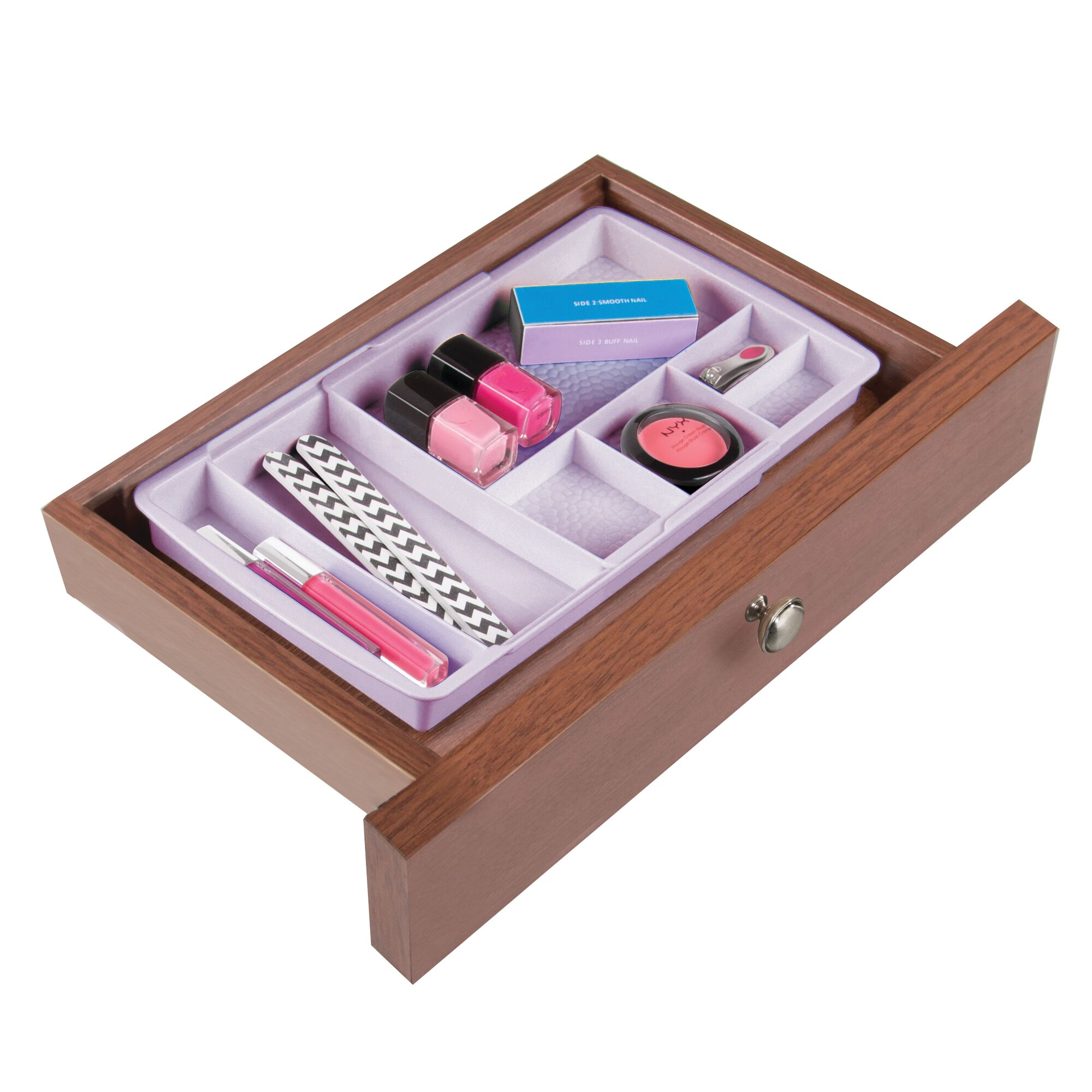 mDesign-Expandable-Makeup-Organizer-Tray-for-Bathroom-Drawers thumbnail 64
