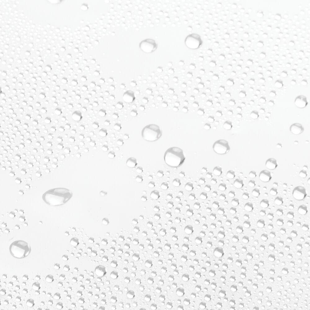 mDesign-Premium-Waterproof-Vinyl-Shower-Curtain-Liner-72-034-x-72-034 miniatuur 27