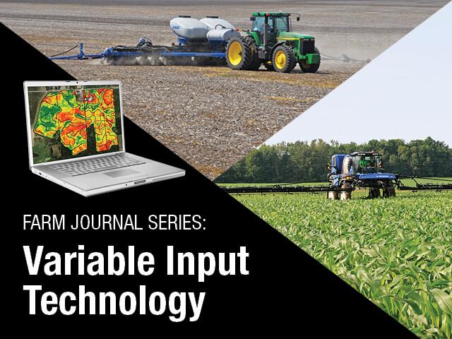 Farm Journal Series: Variable Input Technology