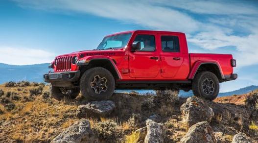 Jeep Gladiator