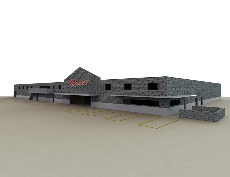 Raber Packing Company Rendering