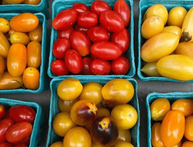Bell peppers and tomatoes saw big production increases in 2017, while sweet corn acreage was stable.