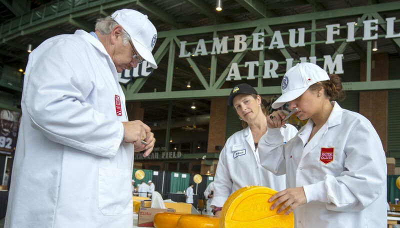 U.S. Championship Cheese Contest
