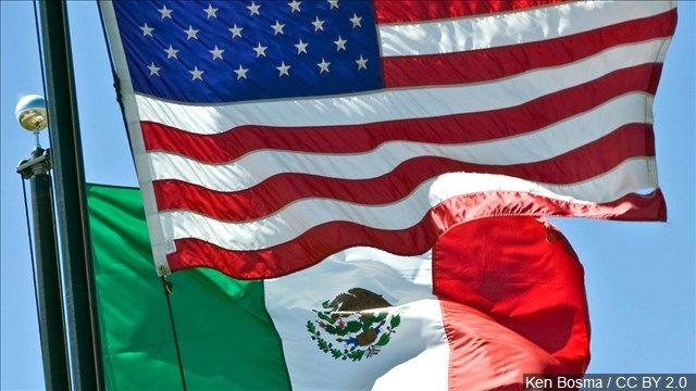 Trump Announces Trade Deal With Mexico Says Hell Ditch Nafta