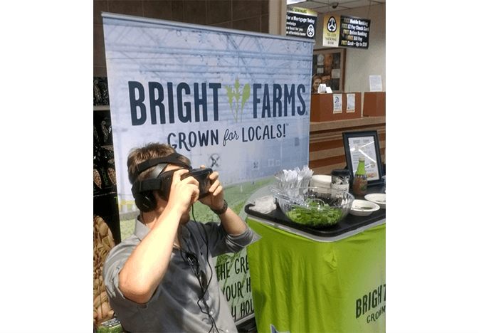 BrightFarms virtual reality