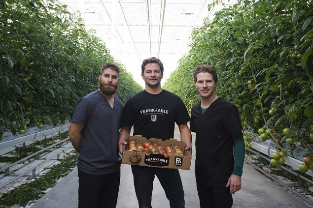 frank and able greenhouse growers