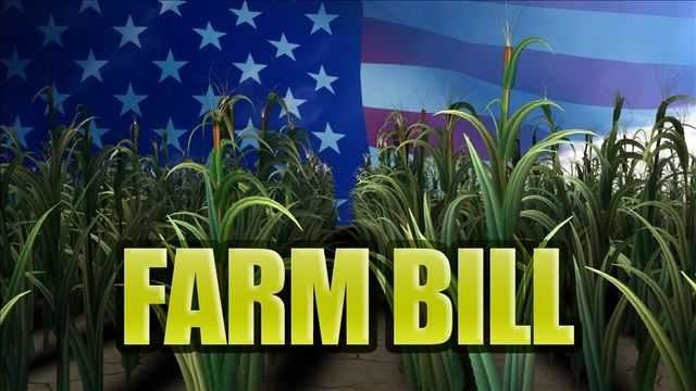 The Senate Ag Committee passes its version of the 2018 Farm Bill out of committee.