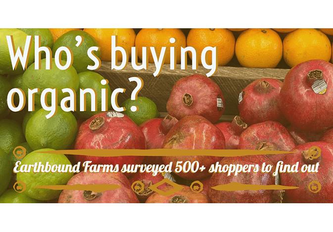 earthbound farm organic survey web