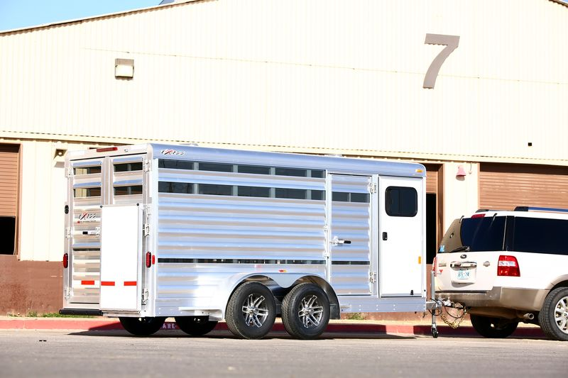 Targeted to show livestock families, Exiss Trailers announces its newest product – the Exhibitor Mini.