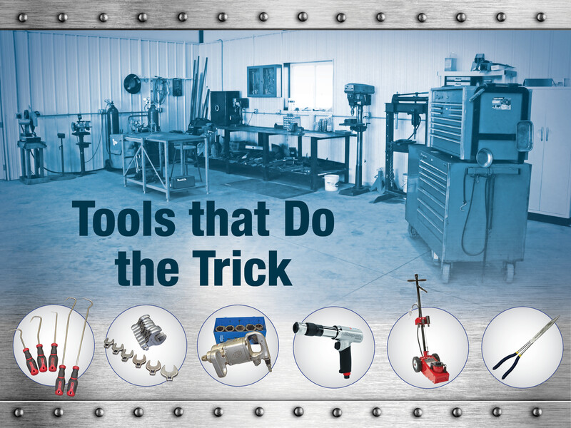 Tools That Do The Trick