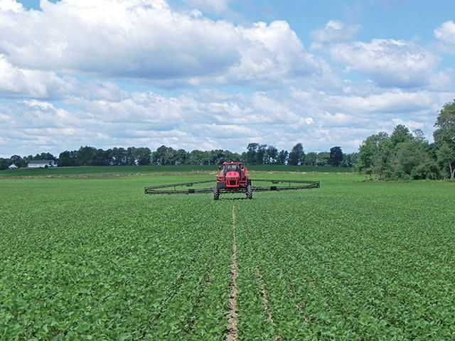 Thursday the Missouri Department of Agriculture changed the Special Local Needs labels for new dicamba products.
