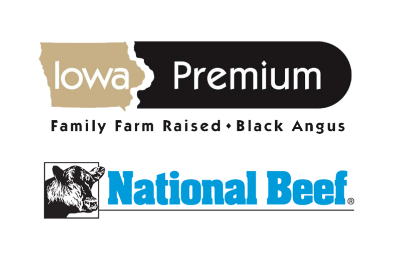 Iowa Premium and National Beef