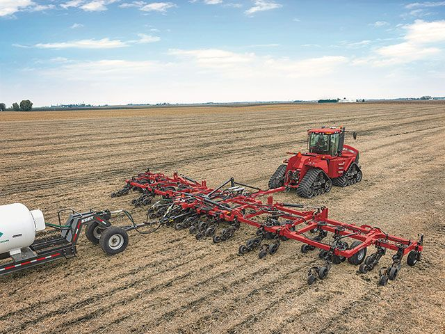 Case IH Nutri-Placer 940 High-Speed Low Disturbance
