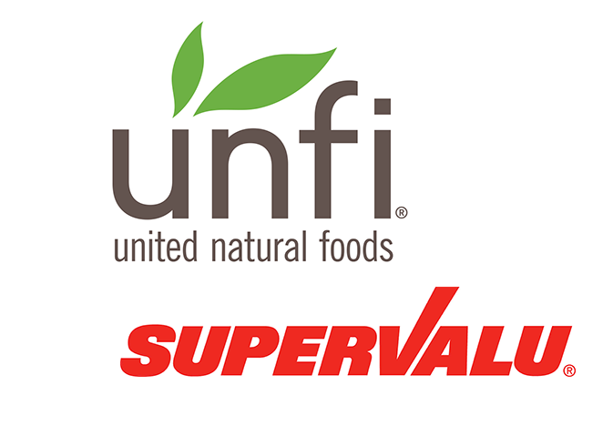 UNFI-Supervalu-logos
