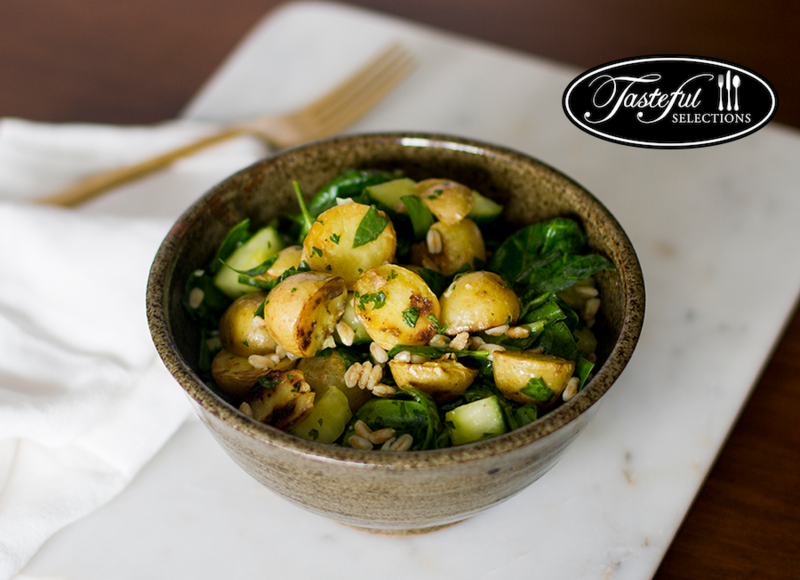 Warm-Farro-Salad-w-Honey-Gold-Potatoes-n-Spinach