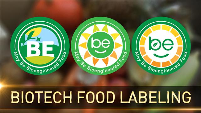 Bioengineer food labeling