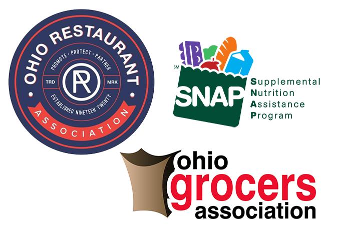 Ohio-Restaurant-Ohio-Grocers-SNAP-logos