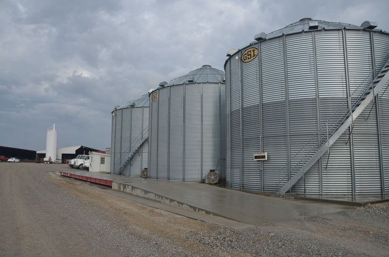A few steps today can keep you out of a mess at harvest. Examine your grain bins and handling systems, including augers, fans and heaters and dryer systems to make sure they're all working.