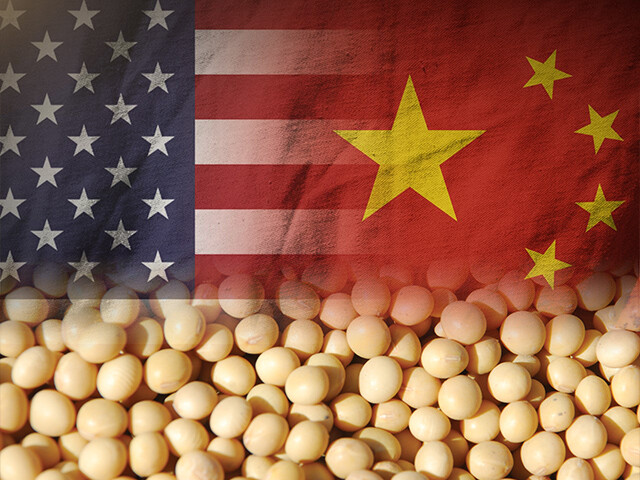U.S., China