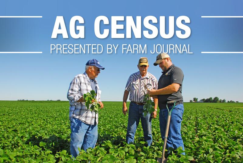 Ag Census Farmers