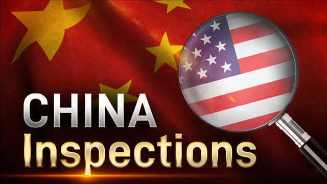 China Inspections