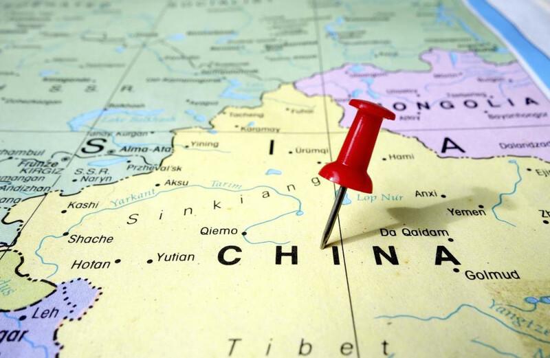 China Map_0