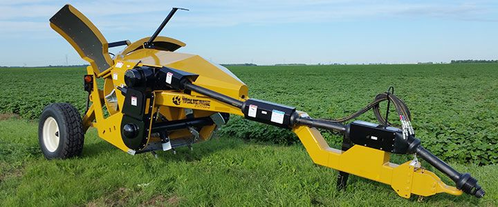 The acquisition will be for 100% of the company and its Wolverine Extreme Rotary Ditcher product lineup.
