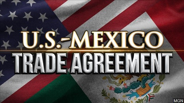 Trade groups are pushing to preserve NAFTA in the wake of President Donald Trumps announcement of an agreement with Mexico.