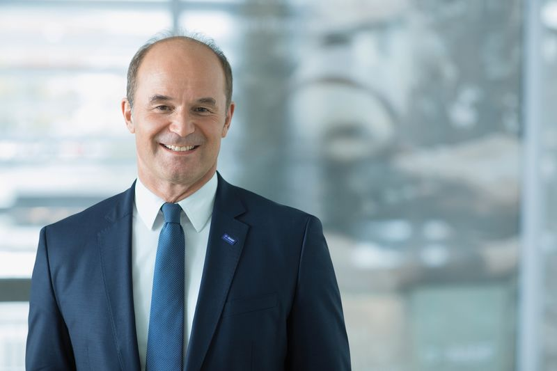 Martin Brudermueller was ushered in Fridat as BASF SE's 13th chief executive in its 153-year history. He says BASF needs to pick up the pace of innovation and deal-making to shake the company's staid image.