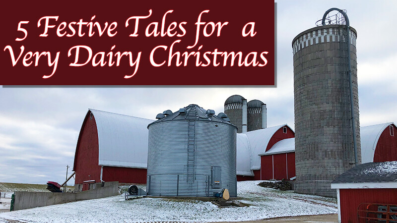 Very Dairy Christmas