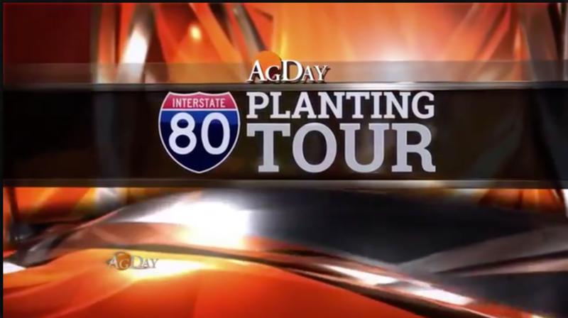 I-80 Planting Tour