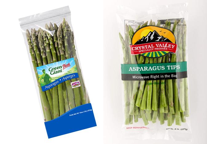 Asparagus-in-bags