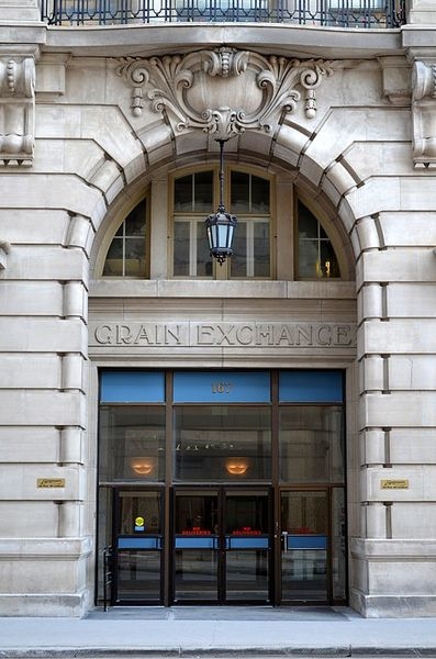 Canada's oldest -- and only -- agricultural commodity exchange is closing its doors. The Winnipeg Grain Exchange, established in 1887, will shut down for good.