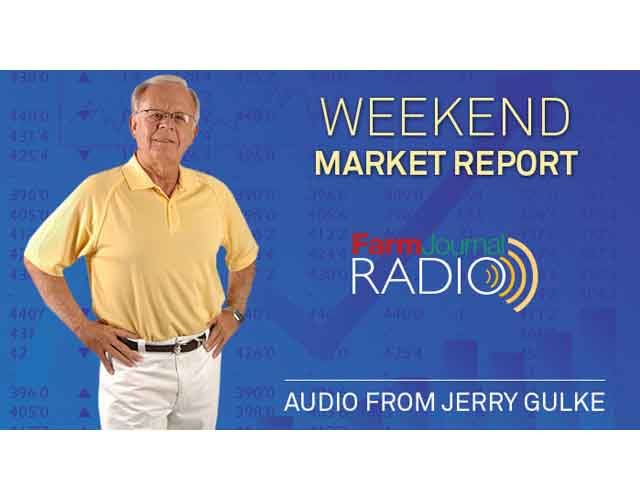 This week, July 27, 2018, ended strong in the crop sector with all grains ending higher to much higher says Jerry Gulke, president of the Gulke Group.