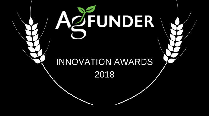 13 startups recognized with AgFunder Innovation Awards