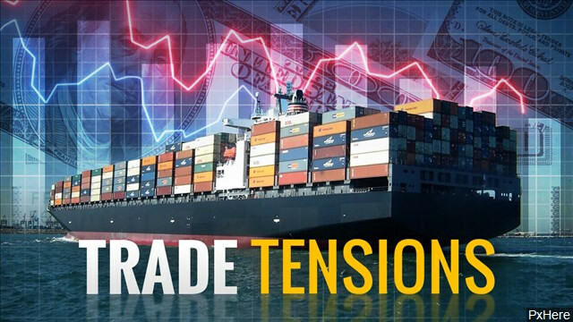 Trade tension