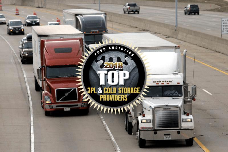 & Food Logistics publishes 2018 top 3PL u0026 cold storage list | Packer