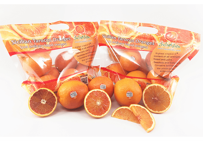 specialty blood oranges