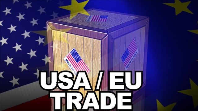 """The TTIP negotiations to expand the world biggest economic relationship between the EU and US have been frozen since Pres. Trump took office with an """"America First"""" agenda that shuns multilateral trade initiatives."""