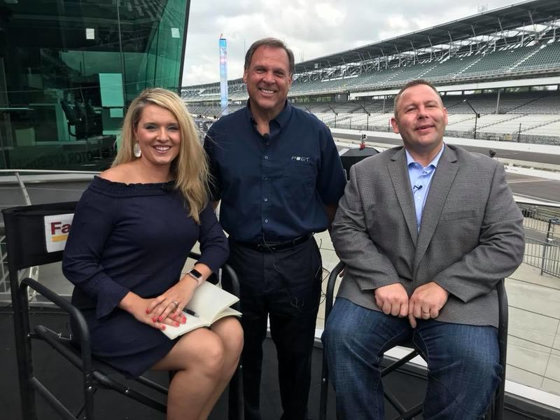 U.S. Farm Report is on the road again this week. This time, Tyne Morgan is at the Indianapolis Motor Speedway.