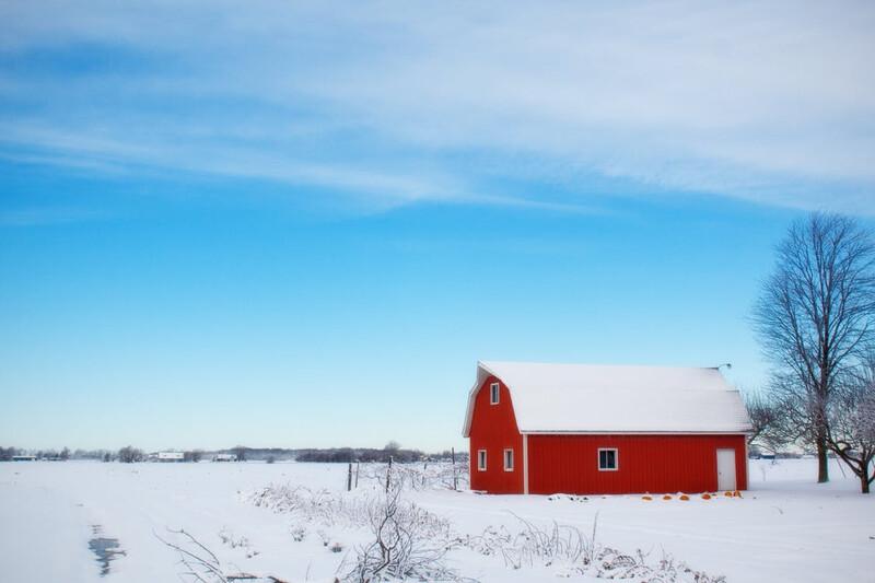 winter-barn-snow-rural-farm-39017