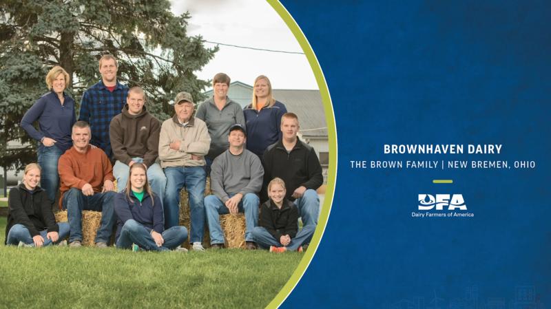 Brownhaven Dairy DFA