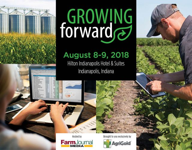 This event, hosted by Farm Journal Media and sponsored by AgriGold, will feature best-in-class speakers cover topics such as grain marketing, economic trends, strategic planning and more.