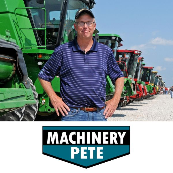 The Machinery Pete Podcast