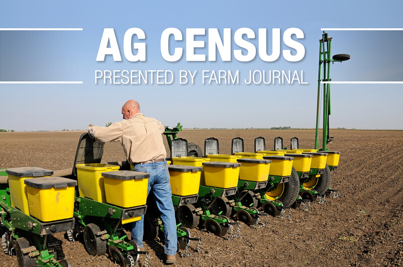 Ag Census Planter