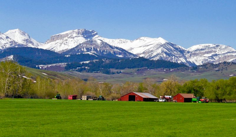 For only the second time in more than a century, Montana's LF Ranch is up for sale. Bozeman's Swan Land Company announced the listing of the 42,400-acre ranch, offered at $52.5 million.