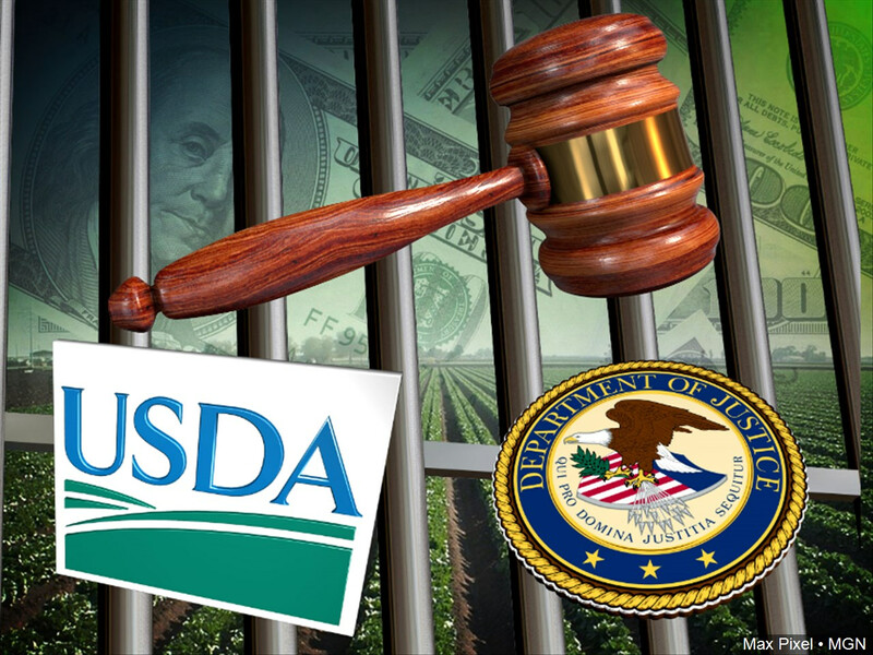 USDA Court Case Jail