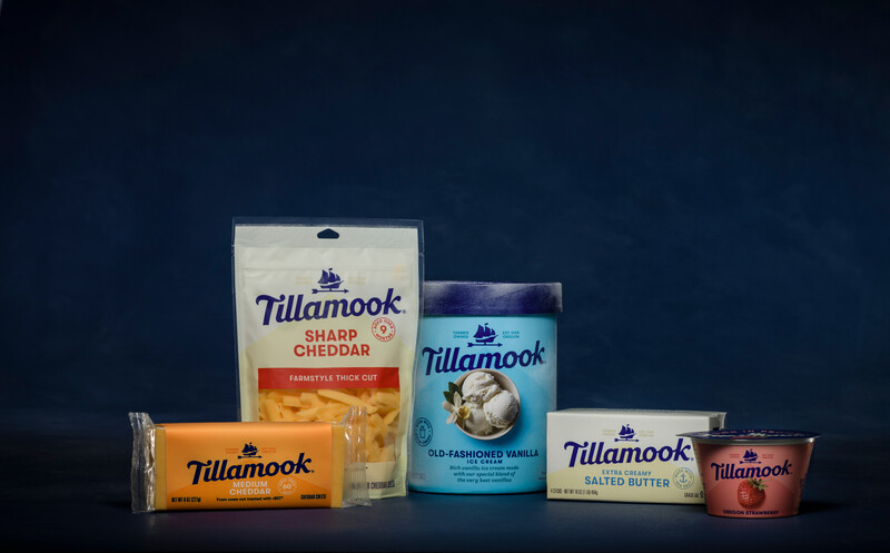 Tillamook County Creamery Association Dairy Products