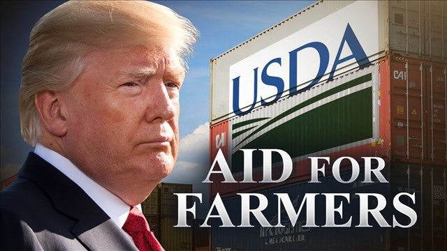 In July, the Trump Administration tried to ease some farmers' financial fears by announcing a $12 billion emergency aid package; aid that's still missing details on timing and amount.